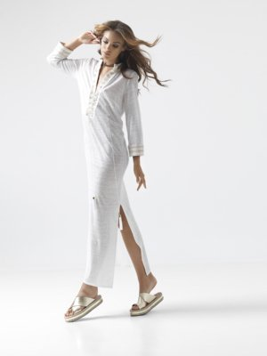 T1612_LOOKBOOK INNOCENT LINEN KAFTAN TIKTO TIKTOATHENS