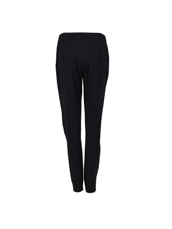 "T1618_BLACK_BACK-""Jovial"" Jersey Pants TIKTO TIKTOATHENS"