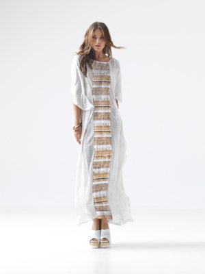 """Free Spirit"" Kaftan Dress TIKTO TIKTOATHENS"